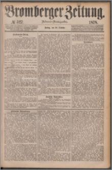 Bromberger Zeitung, 1878, nr 527