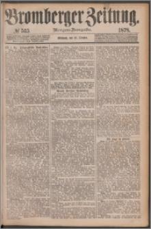 Bromberger Zeitung, 1878, nr 535