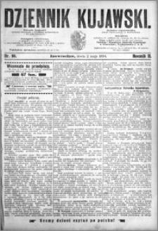 Dziennik Kujawski 1894.05.02 R.2 nr 98