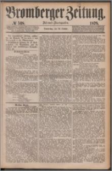 Bromberger Zeitung, 1878, nr 538