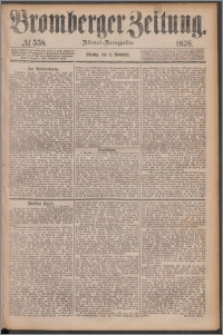 Bromberger Zeitung, 1878, nr 558
