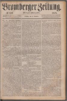Bromberger Zeitung, 1878, nr 572