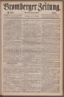 Bromberger Zeitung, 1878, nr 577