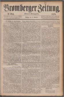 Bromberger Zeitung, 1878, nr 584