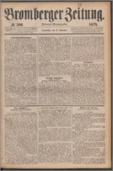 Bromberger Zeitung, 1878, nr 590