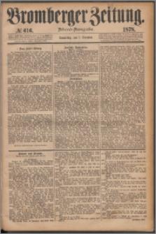 Bromberger Zeitung, 1878, nr 616