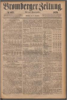 Bromberger Zeitung, 1878, nr 627