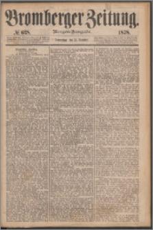 Bromberger Zeitung, 1878, nr 628