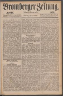 Bromberger Zeitung, 1878, nr 629
