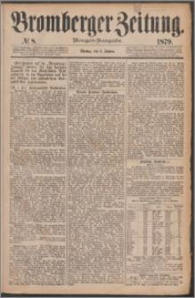 Bromberger Zeitung, 1879, nr 8