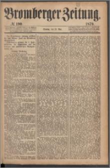 Bromberger Zeitung, 1879, nr 190