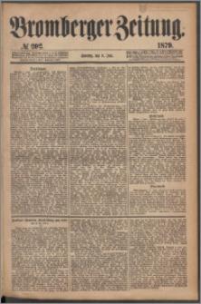 Bromberger Zeitung, 1879, nr 202