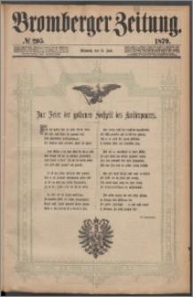 Bromberger Zeitung, 1879, nr 205