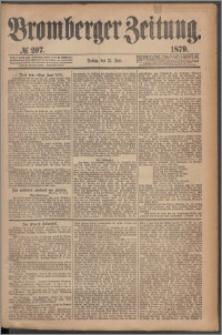 Bromberger Zeitung, 1879, nr 207
