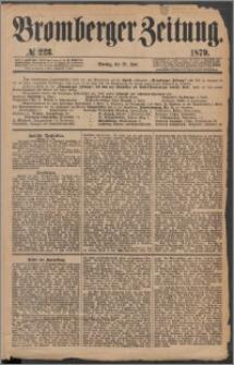 Bromberger Zeitung, 1879, nr 223