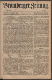 Bromberger Zeitung, 1879, nr 234