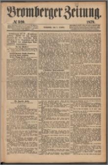 Bromberger Zeitung, 1879, nr 320