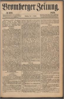 Bromberger Zeitung, 1879, nr 321