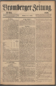 Bromberger Zeitung, 1879, nr 324