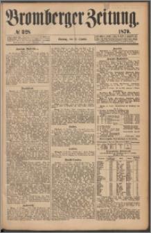 Bromberger Zeitung, 1879, nr 328