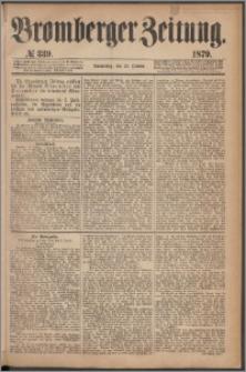 Bromberger Zeitung, 1879, nr 339