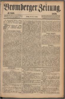 Bromberger Zeitung, 1879, nr 340