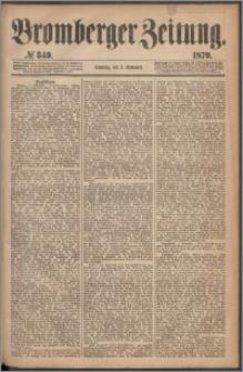 Bromberger Zeitung, 1879, nr 349