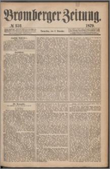 Bromberger Zeitung, 1879, nr 353