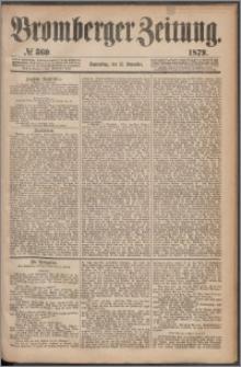 Bromberger Zeitung, 1879, nr 360