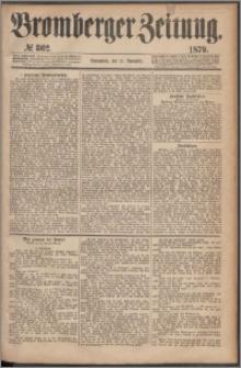 Bromberger Zeitung, 1879, nr 362