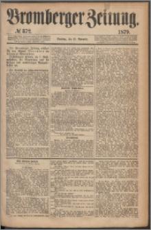 Bromberger Zeitung, 1879, nr 372