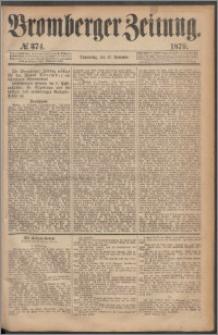 Bromberger Zeitung, 1879, nr 374