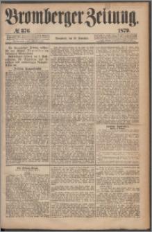 Bromberger Zeitung, 1879, nr 376