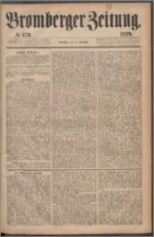 Bromberger Zeitung, 1879, nr 379