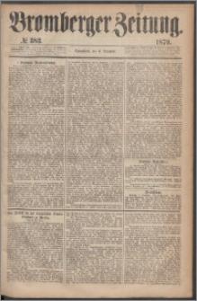 Bromberger Zeitung, 1879, nr 383