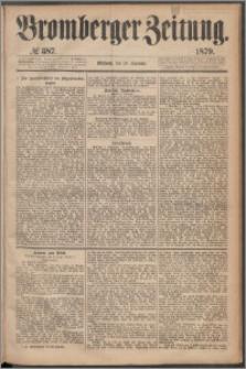 Bromberger Zeitung, 1879, nr 387