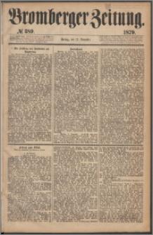Bromberger Zeitung, 1879, nr 389