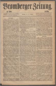 Bromberger Zeitung, 1879, nr 391