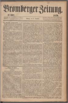 Bromberger Zeitung, 1879, nr 392