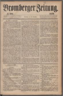 Bromberger Zeitung, 1879, nr 393
