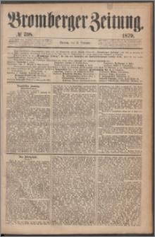 Bromberger Zeitung, 1879, nr 398