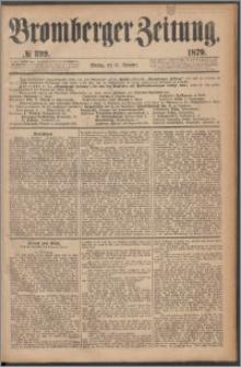 Bromberger Zeitung, 1879, nr 399