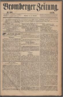 Bromberger Zeitung, 1879, nr 401