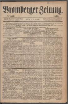 Bromberger Zeitung, 1879, nr 403