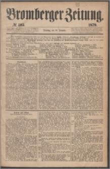Bromberger Zeitung, 1879, nr 405
