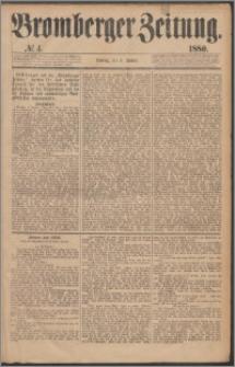 Bromberger Zeitung, 1880, nr 4