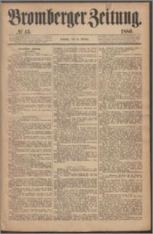 Bromberger Zeitung, 1880, nr 45