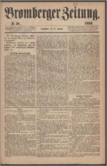 Bromberger Zeitung, 1880, nr 58