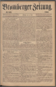 Bromberger Zeitung, 1880, nr 101