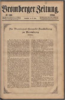 Bromberger Zeitung, 1880, nr 130